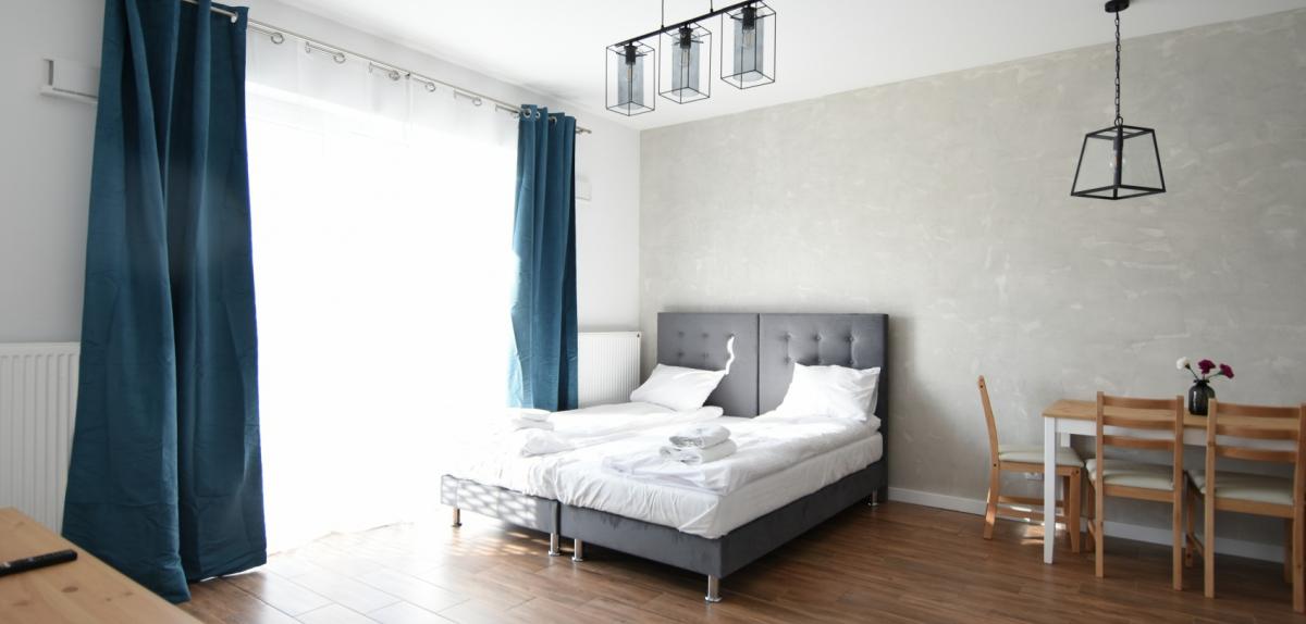 Zajezdnia Poznań - Apartament Szmaragdowy
