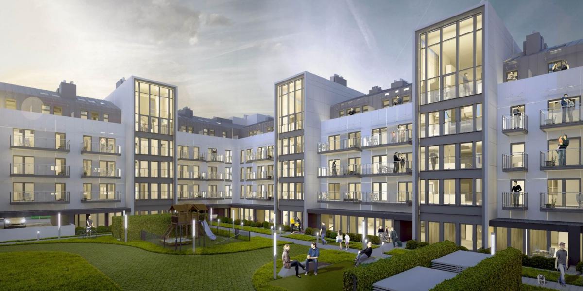 Zajezdnia Poznań – 80% sprzedanych mieszkań w I etapie, prezentacja II etapu inwestycji.