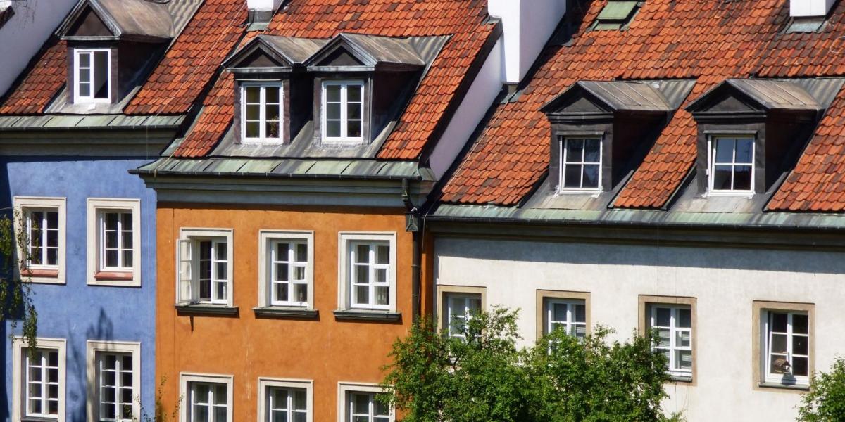 Kamienice – urokliwe mieszkanie czy kłopotliwe wyzwanie ?