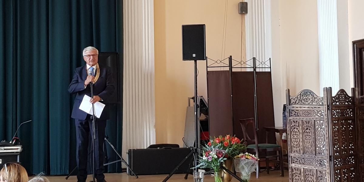 Zbigniew Leszczyński, Prezes Zarządu Estate Center Sp z.o.o. został nowym Prezydentem Rotary Club