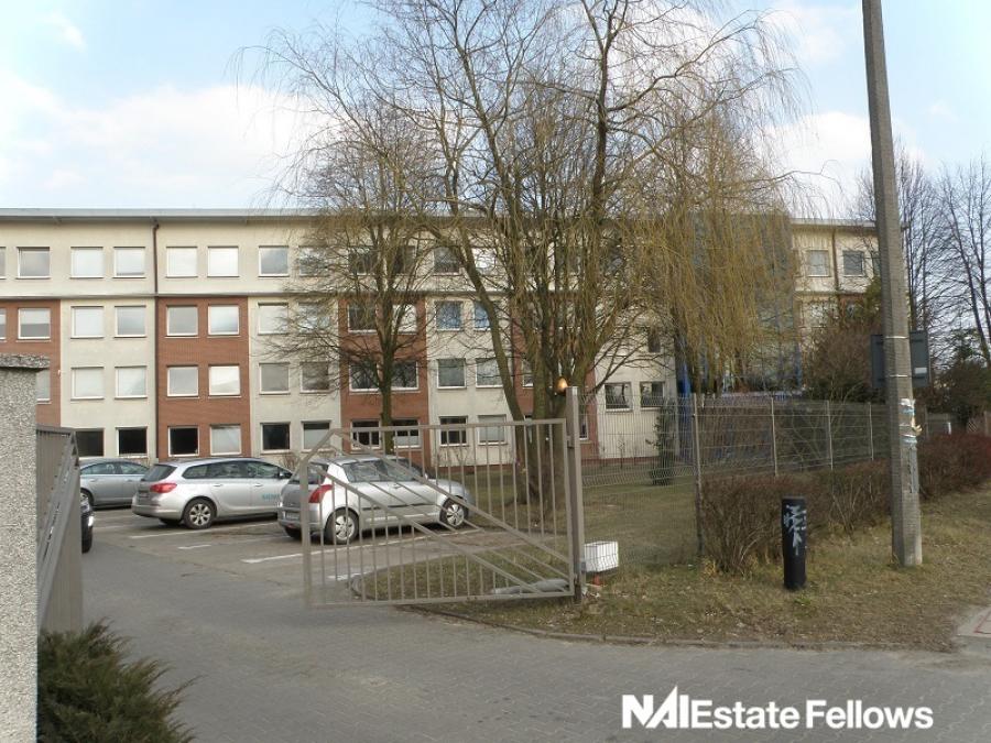 Biuro Poznań-grunwald 13 m<sup>2</sup>