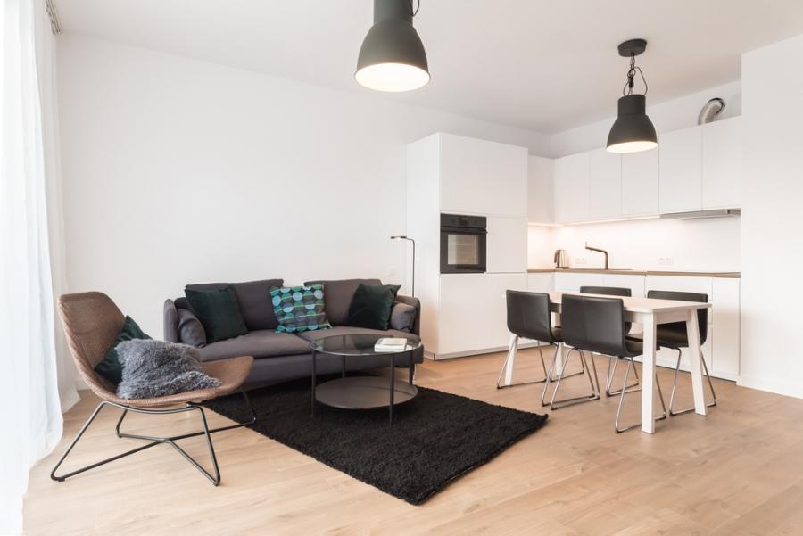 Mieszkanie 2-pokojowe Poznań-jeżyce 41 m<sup>2</sup>