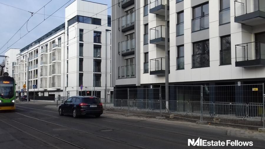 Biuro Poznań-jeżyce 62 m<sup>2</sup>