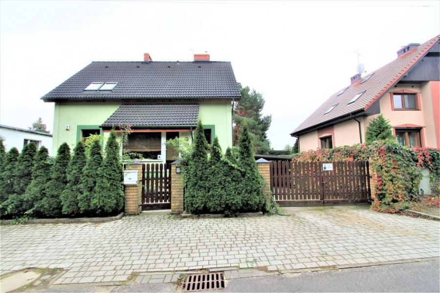 Dom wolno stojący Przeźmierowo  180 m<sup>2</sup>
