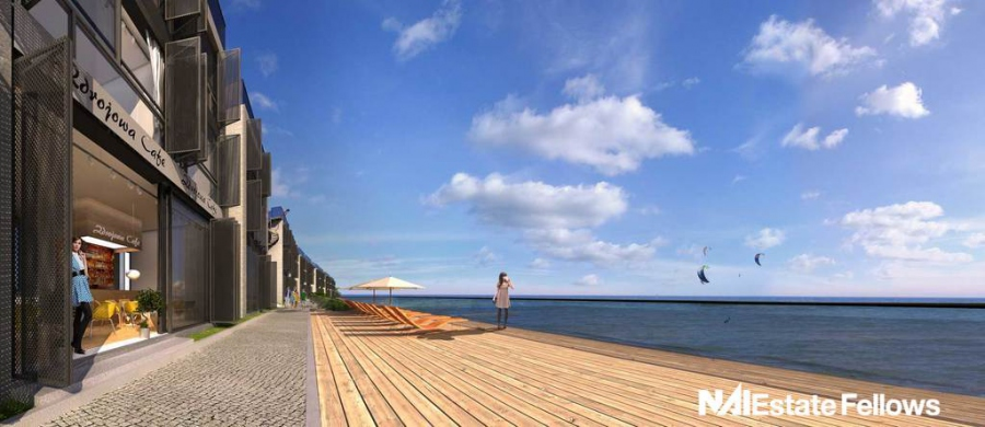 Lokal handlowo-usługowy Ustronie morskie  60 m<sup>2</sup>