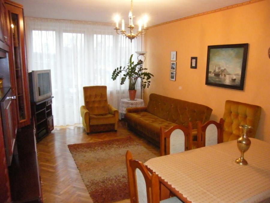 Mieszkanie 2-pokojowe Szczecin  46 m<sup>2</sup>