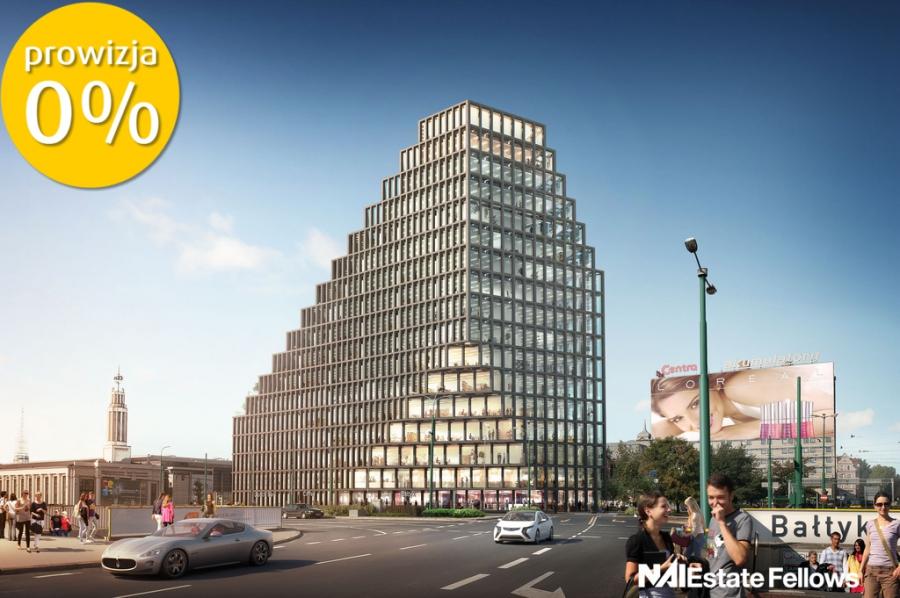 Biuro Poznań Centrum 143 m<sup>2</sup>