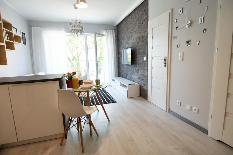 Mieszkanie 2-pokojowe Poznań-jeżyce 36 m<sup>2</sup>