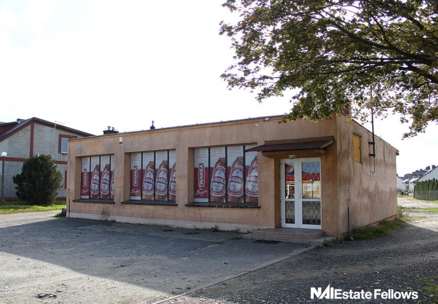 Lokal handlowo-usługowy Dębienko  124 m<sup>2</sup>
