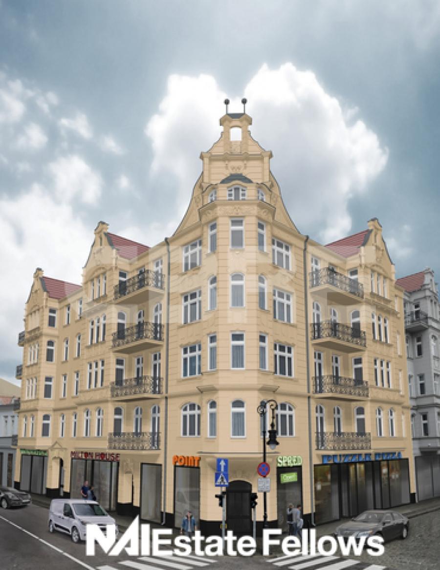 Biuro Poznań-stare miasto 200 m<sup>2</sup>