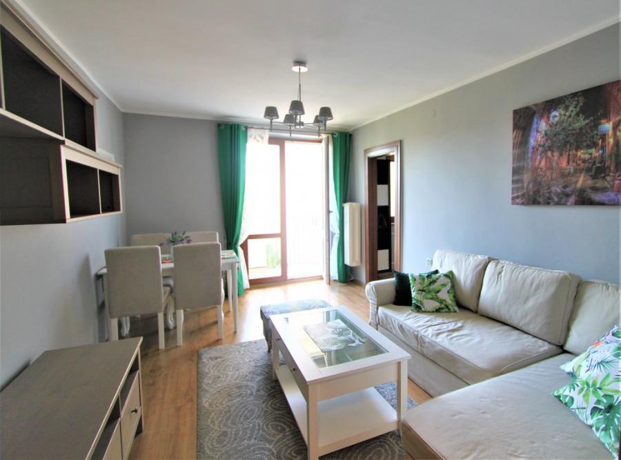Mieszkanie 3-pokojowe Poznań-stare miasto 54 m<sup>2</sup>