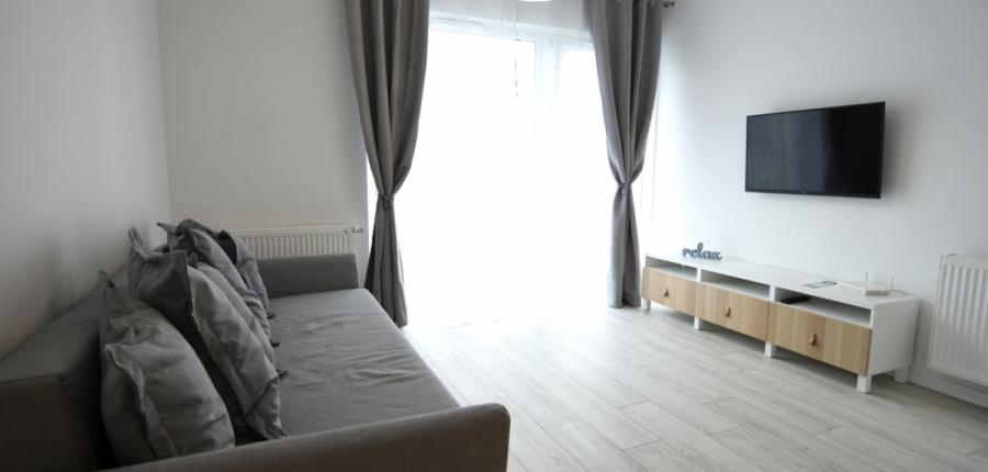 Mieszkanie Poznań Jeżyce 47 m2